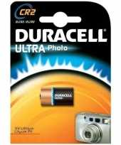 Hobby duracell batterij ultra photo cr