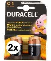 Hobby duracell batterijen cr lr stuks 10135478