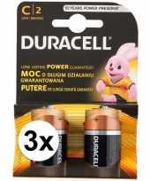 Hobby duracell batterijen cr lr stuks 10135480