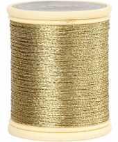 Hobby goud metallic draad meter
