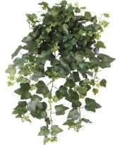 Hobby groene hedera helix klimop kunstplant buiten