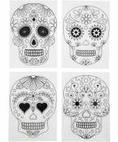 Hobby krimpfolie day of the dead vellen