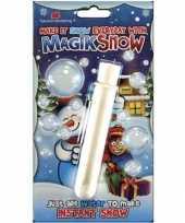 Hobby magische sneeuw
