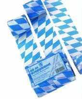 Hobby oktoberfest bayern crepe papier slinger meter