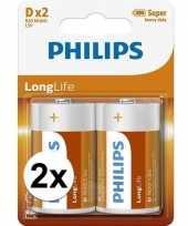 Hobby phillips ll batterijen r volt stuks 10135304
