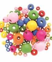 Hobby sieraden maken kralenmix set rond