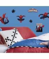 Hobby spiderman gekleurde muur stickers