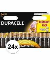 Hobby x duracell aa batterijen alkaline 10138463