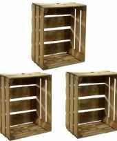 Hobby x gebruikte houten fruitkisten 10156936