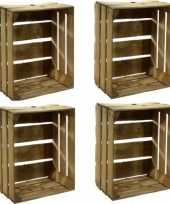 Hobby x gebruikte houten fruitkisten 10156937