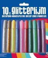 Hobby x glitter lijm diverse kleuren