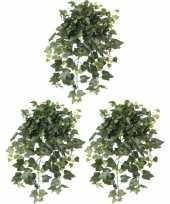 Hobby x groene hedera helix klimop kunstplanten buiten 10153432