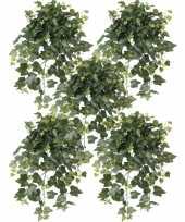 Hobby x groene hedera helix klimop kunstplanten buiten 10153433