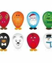 Hobby x kerst ballonnen versieren