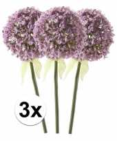 Hobby x lila sierui kunstbloemen 10107331