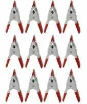 Hobby x mini zeilklemmen zeilclips metaal 10154863