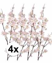 Hobby x roze appelbloesem kunstbloemen tak 10106131