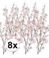 Hobby x roze appelbloesem kunstbloemen tak 10106137