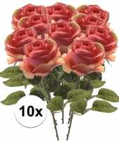 Hobby x roze kunst roos simone 10103043