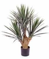 Hobby yucca kunstplant pot binnen buiten