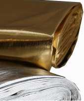 Hobby zilveren stof per meter