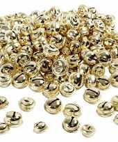 X gouden metalen belletjes mm oog hobby knutsel benodigdheden